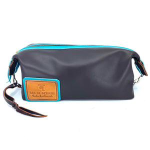 Mini Duffel Toiletry Kit