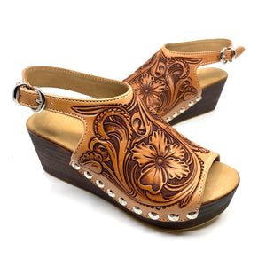 Tooled Low Wedge