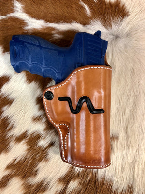 Daily Carry Holster - Semi-Autos