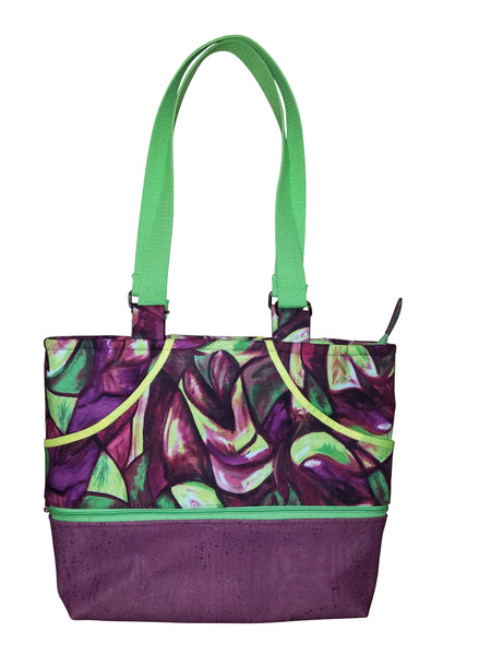 Kathy's Expandable Carry-all KIT - Plum Perfect