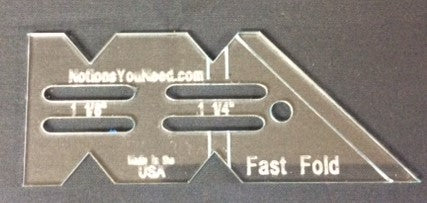 "Fast Fold Binding Only Tool - 1 1/4"" - 1 1/8"""