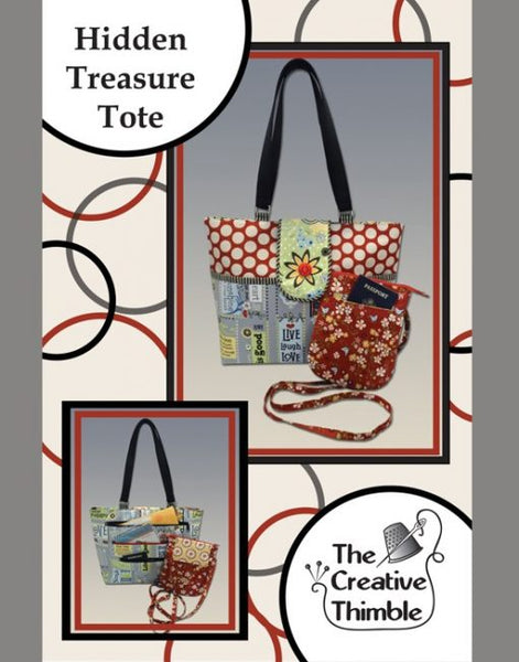 Hidden Treasure Tote Pattern