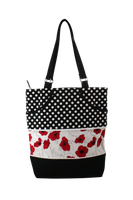 Kathy's Expandable Carry-all KIT - Polka Dot