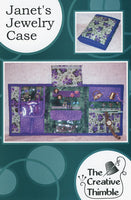 Janet's Jewelry Case Pattern