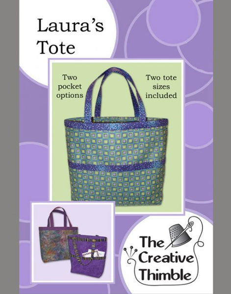 Laura's Tote Pattern