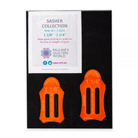 2 Piece Sasher Collection for Quilt Binding