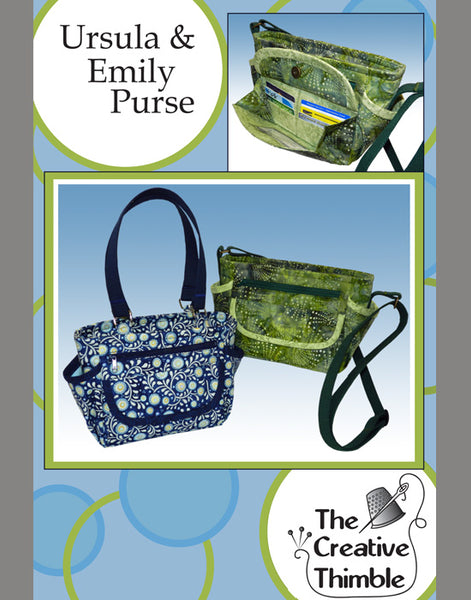 Ursula & Emily Purse Pattern