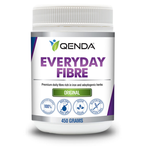 Qenda Everyday Fibre Original 450g (30 x 15g servings)