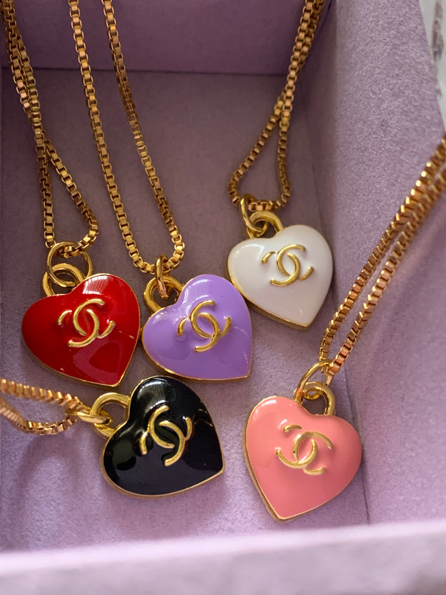 CC Me Sweetheart Necklace