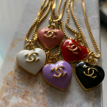 Load image into Gallery viewer, CC Me Sweetheart Necklace