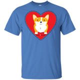I Love My Corgi (Front Only) - Untoasted Red