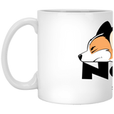 NOPE (Toasted) 11 oz. White Mug