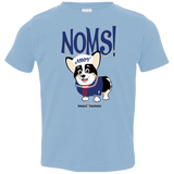 Noms AHOY (Front Only) Burnt - Toddler T