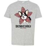DemoCorgi (Front Only) Burnt - Toddler T