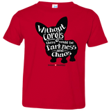Without Corgis (Front Only) Toddler T