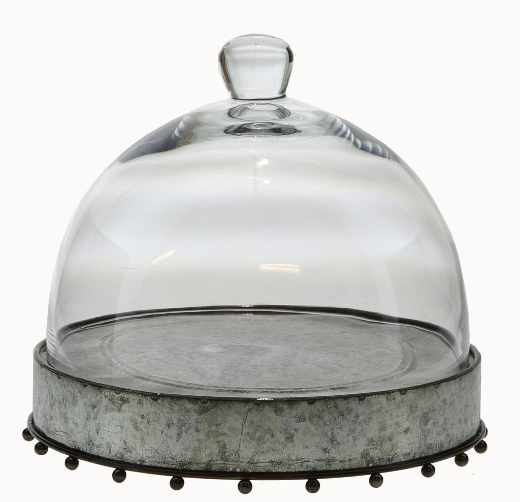 Knox Metal Plate & Dome