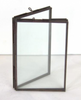 Antique Brass Freestanding 2 Pane Frame | 6x4