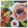 Napkin 'Grandiflora Red' 3ply - Luncheon