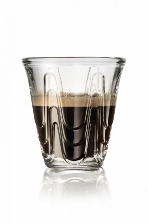 Arua Coffee Glass 88mls - Singles