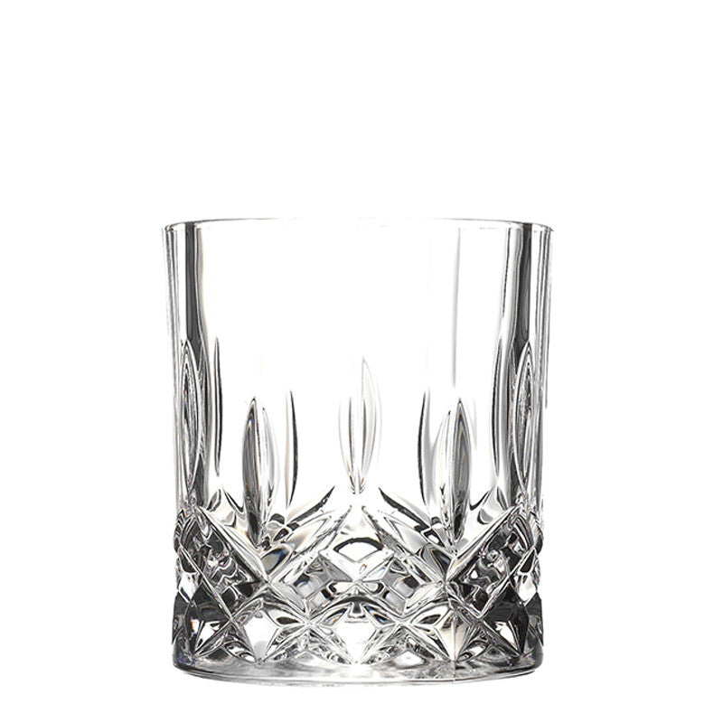 RCR Opera Whiskey Glass Crystal 210ml Set 6