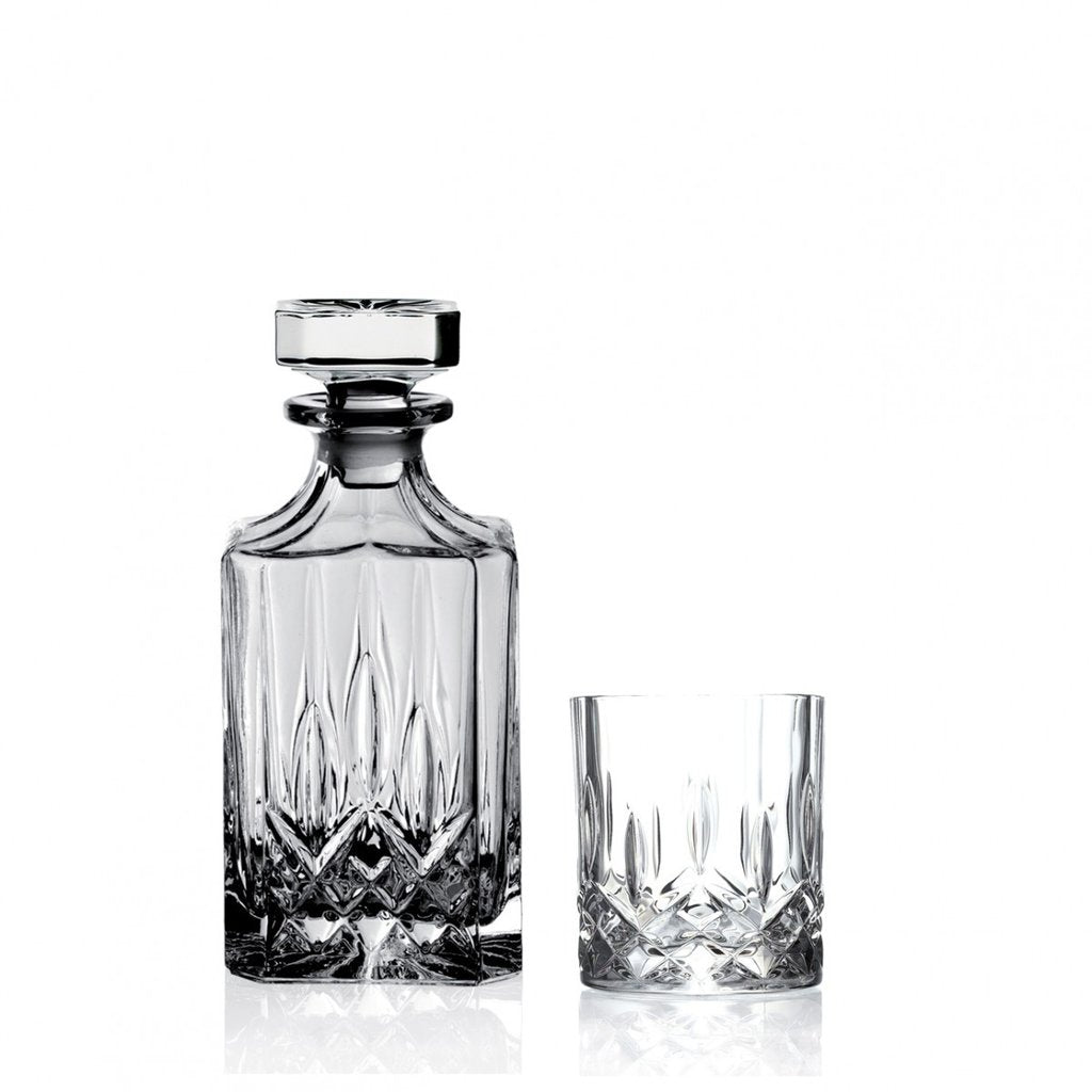 RCR Opera 7 Piece Whiskey Set