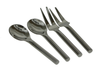 Mini Fork & Spoon Set 4