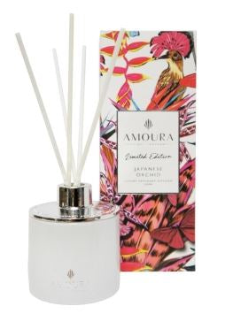 Amoura Luxury Diffuser - Japanese Orchid