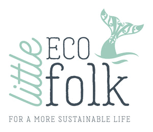 Little Eco Folk Logo, Heading littl eeco folk