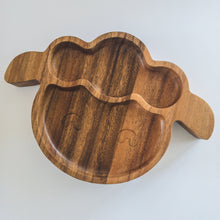 Load image into Gallery viewer, Eco-friendly Wooden Plate - Sheep - little-eco-folk