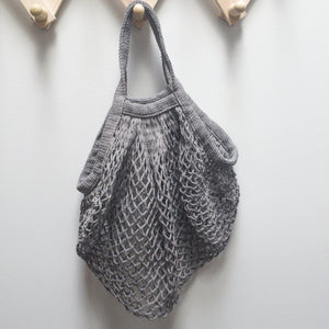 Botanical Dyed Net Tote Bag - little-eco-folk