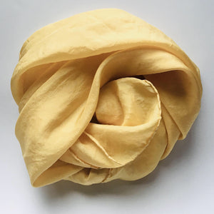NZ Hand Dyed Natural Play Silk - little-eco-folk