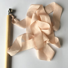 Load image into Gallery viewer, Silk Ribbon Wand - little-eco-folk