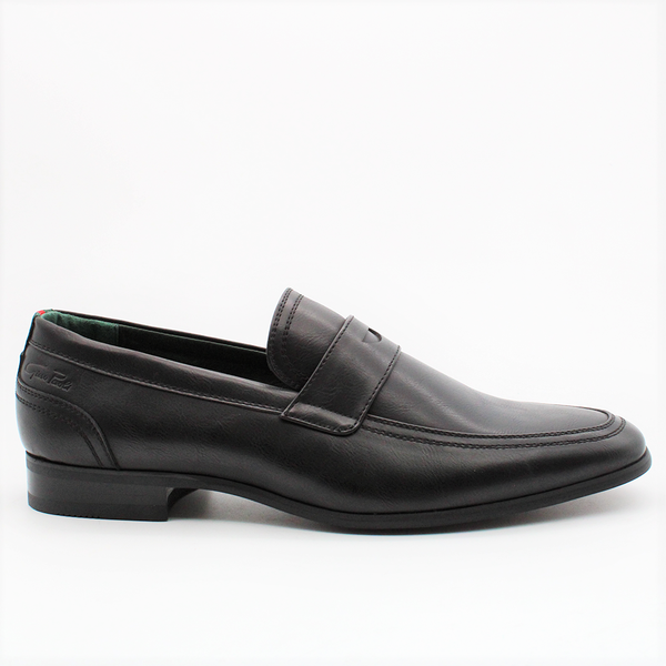 Gino Paoli Men's Luke Formal Loafer - Black