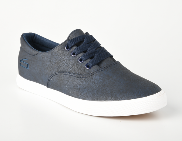 Loxion Kulca Men's Roy Casual Lace Up Sneakers - Navy