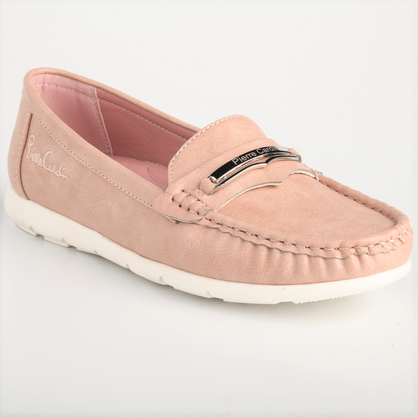 Pierre Cardin Women's Lila Centre Trim Driver - Blush