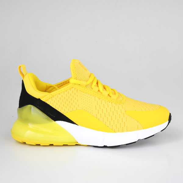 Pierre Cardin Women's Ade' Fashion Sneaker - Yellow