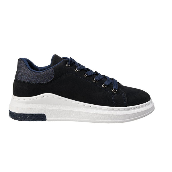 Queue Women's Zoey Fashion Sneaker - Navy
