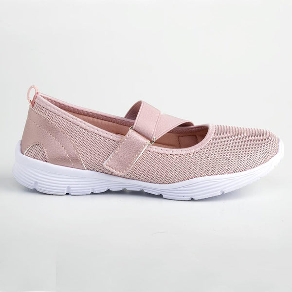 Alessio Women's Candy Open Slip On Sneaker - Pink-Alessio-Buy shoes online