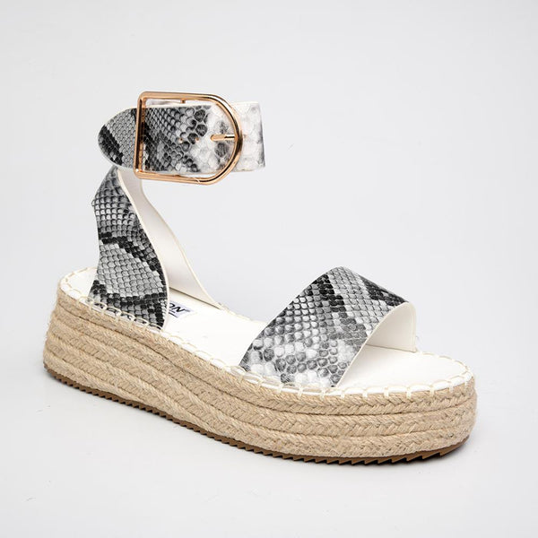 Aliza Comfort Sandals - Snake-Madison Heart of New York-Buy shoes online