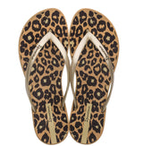 Ipanema Women's Wave Fem Flip Flops - Leopard-Ipanema-Buy shoes online