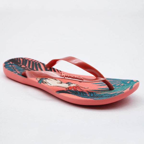 Ipanema Women's Wave Natural Fem Thong Sandals - Pink-Ipanema-Buy shoes online