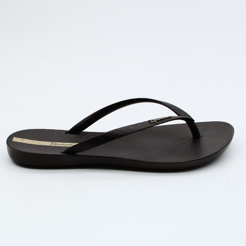 Ipanema Women's Wave Thong Sandals - Black-Ipanema-Buy shoes online