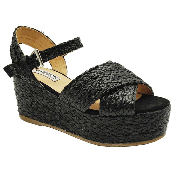 Madison Behati Black Wedges