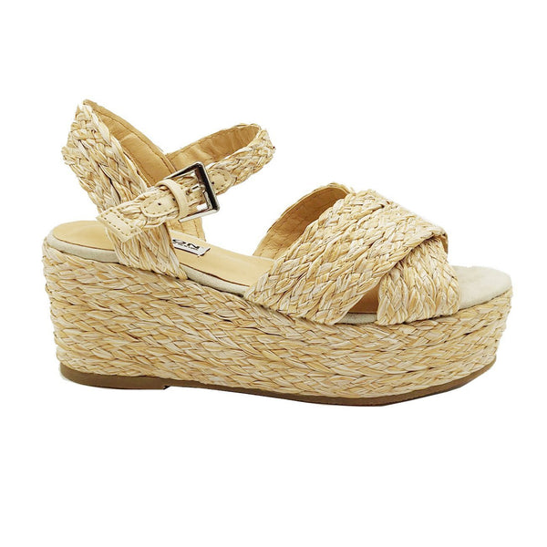 Madison Behati Natural Wedges
