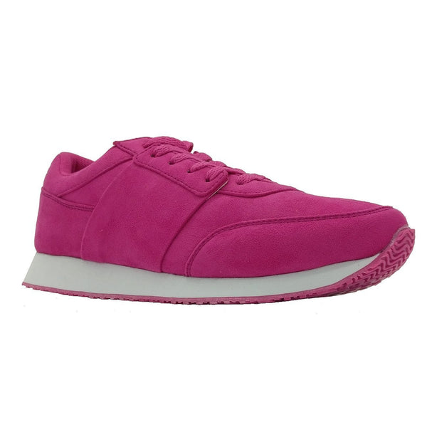 Madison Cayla Hot Pink Sneakers