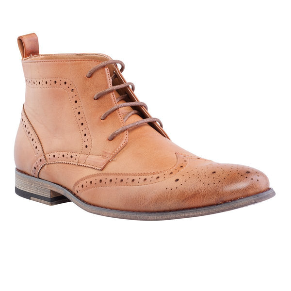 Madison Chad Tan Mens Formal Shoes