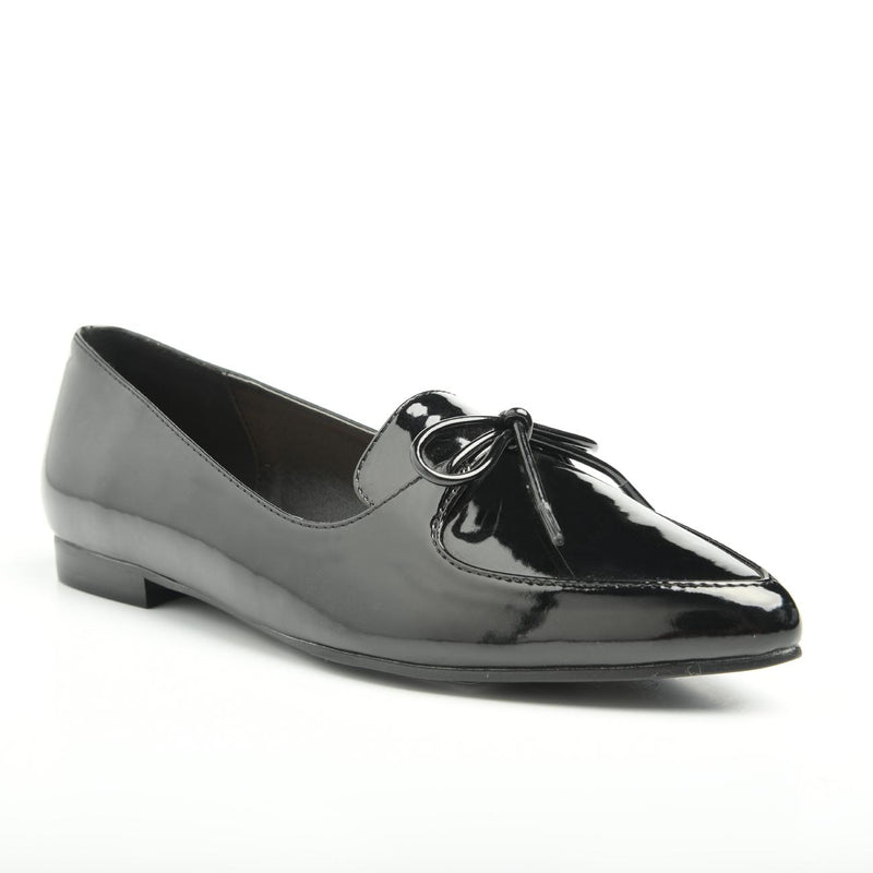 Madison Kerry Black Flats-Madison Heart of New York-Buy shoes online