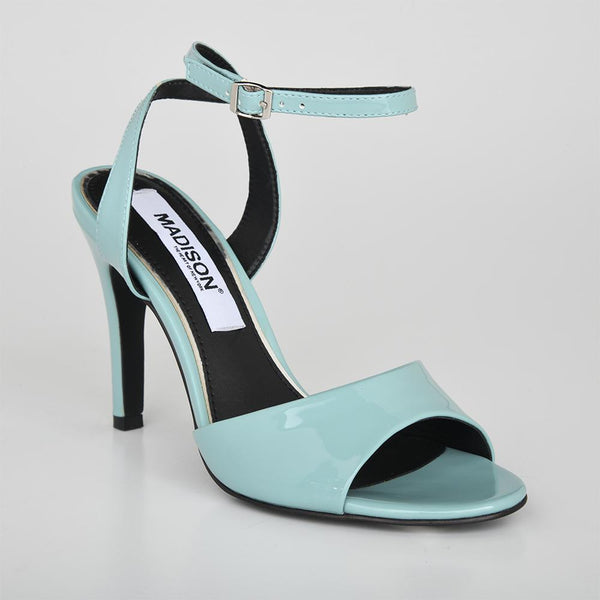Madison Khani Blue Sandal-Madison Heart of New York-Buy shoes online