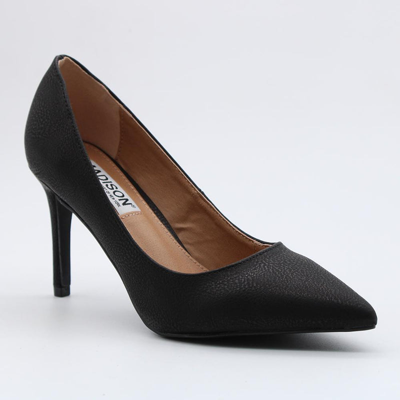 Madison Peyton Court - Black-Madison Heart of New York-Buy shoes online