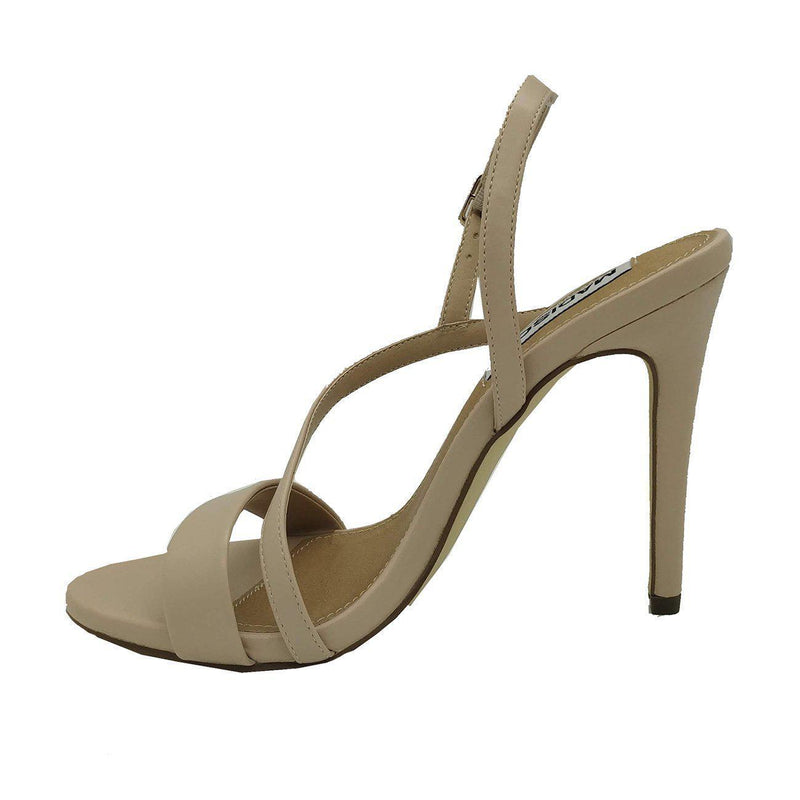 Madison Sandra Nude High Heel Sandals-Madison Heart of New York-Buy shoes online